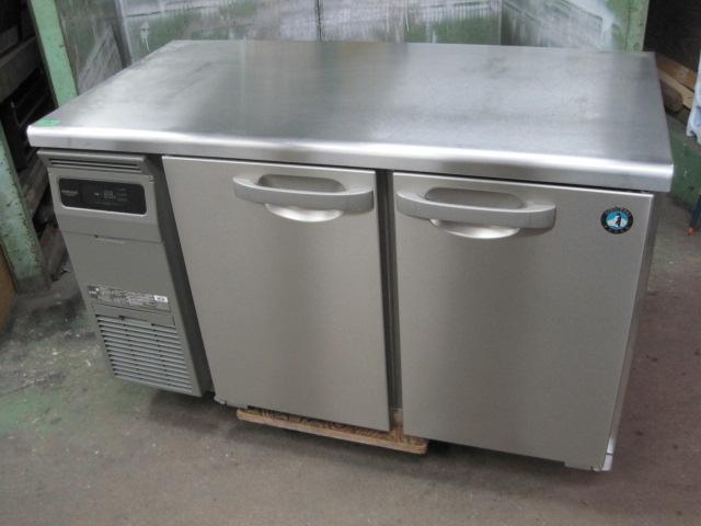 自社点検整備洗浄済 2営業日以内発送可能 全国配送可能 2019年製 ホシザキ ファクトリーアウトレット 業務用 中古 RT-120SNG 市場 冷蔵コールドテーブル 単相100V自社6ヶ月保証