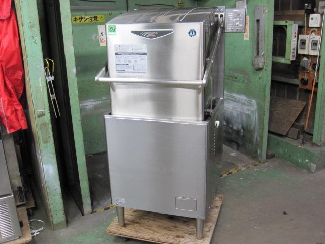 2012年製【ホシザキ】【業務用】【中古】 食器洗浄機 JWE-580UA◎ 三相200V ※50Hz専用自社6ヶ月保証