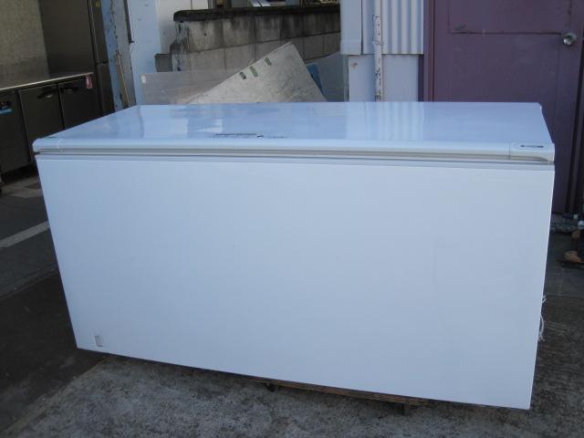 2014年製【サンデン】【業務用】【中古】 冷凍ストッカー SH-700XB* 単相100V自社6ヶ月保証
