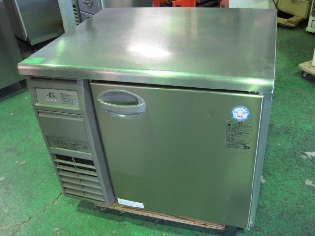 2015年製【フクシマ】【業務用】【中古】 冷蔵コールドテーブル YRW-090RM2**** 単相100V自社6ヶ月保証