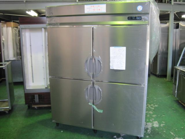 2015年製【中古】【フクシマ】未使用縦型冷凍冷蔵庫ARD-151PM◎1冷凍室3冷蔵室単相100V自社1年保証