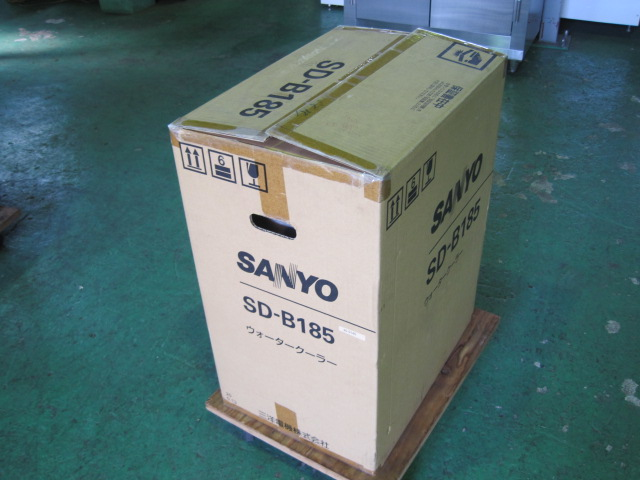 2012年製【中古】【パナソニック】未使用品ウォータークーラーSD-B185◎単相100V自社1年保証