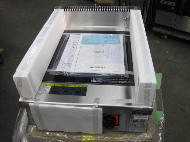 2016年製 【中古】【マルゼン】 未使用品IHコンロ MIHX-03C 三相200V 自社1年保証