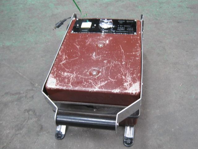 2012年製【ワールドキッチンテック】【中古】ワッフルベーカーKB-1W0965単相100V単相100V5060Hz共用自社6ヶ月保証