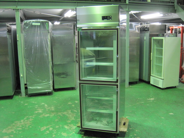 2013年製【ダイワ】【業務用】【中古】 リーチイン冷蔵ショーケース 211DP2-EC◎ 単相100V自社6ヶ月保証