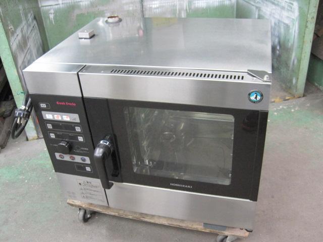 2010年製【ホシザキ】【業務用】【中古】 スチームコンベクションオーブン MIC-5TA3 三相200V自社6ヶ月保証