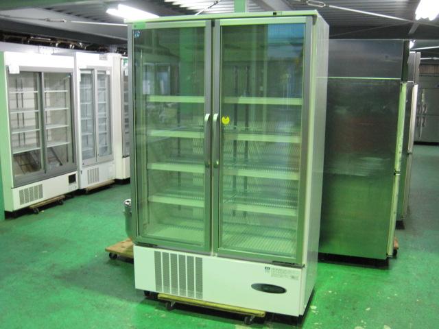 2016年製 【ホシザキ】【中古】 リーチイン冷凍ショーケース USF-120XT3-2◎ 単相100V/三相200V 自社6ヶ月保証