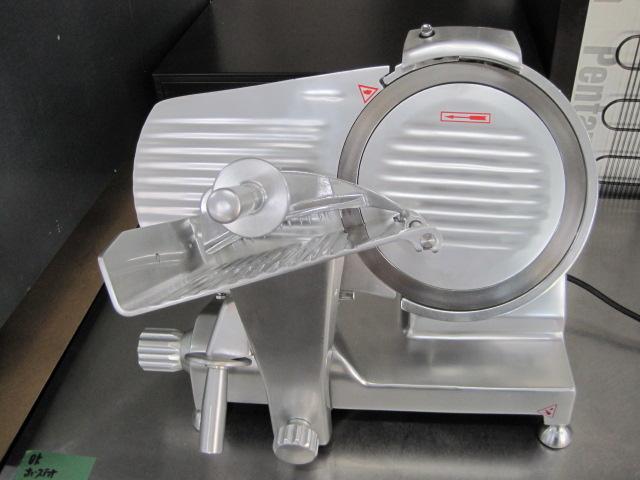 【千葉工業所】【中古】 フードスライサー EN-250 単相100V 自社6ヶ月保証