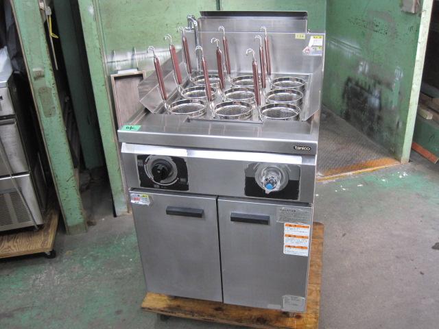 2014年製 【中古】【タニコー】 冷凍ゆで麺機 THU-60A 都市ガス*  自社6ヶ月保証