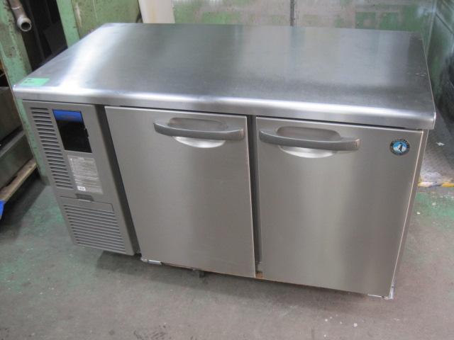 2015年製 【業務用】【ホシザキ】【中古】冷蔵コールドテーブルRT-120SNF単相100V 自社6ヶ月保証