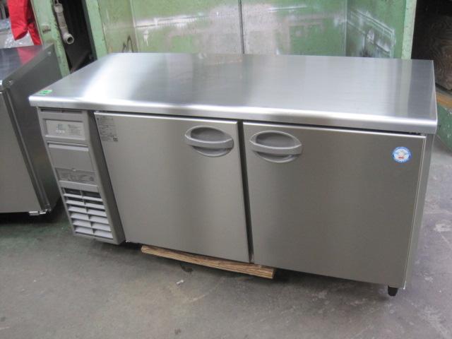 2016年製 【フクシマ】 中古冷蔵コールドテーブル YRC-150RM2 単相100V 自社6ヶ月保証