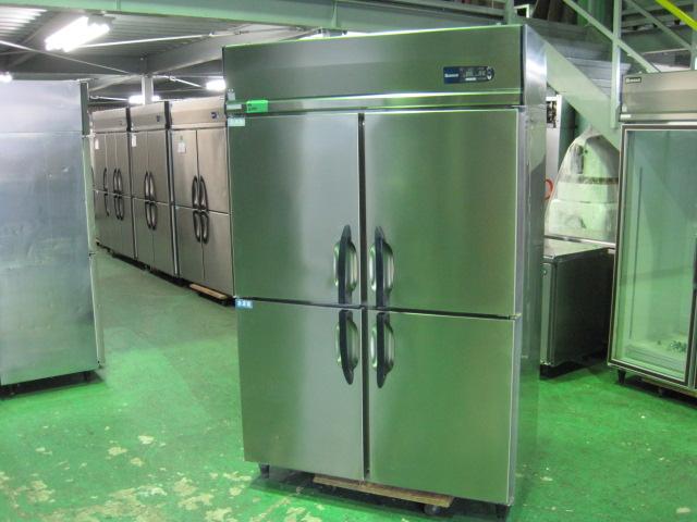 2013年製値下ラッシュ!18.0万→17.0万!【ダイワ】【業務用】【中古】 冷凍冷蔵庫 423YS2-EC◎ 2冷凍室2冷蔵室 三相200V自社6ヶ月保証