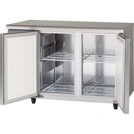 【パナソニック】【新品】【業務用】冷蔵コールドテーブル SUR-K1261A ※センターピラー有  単相100V メーカー1年保証