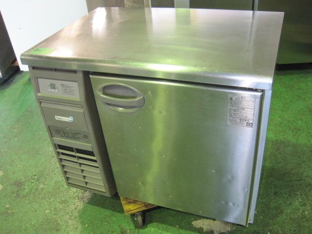 2013年製【フクシマ】【業務用】【中古】 冷蔵コールドテーブル YRC-090RM◎ 単相100V自社6ヶ月保証