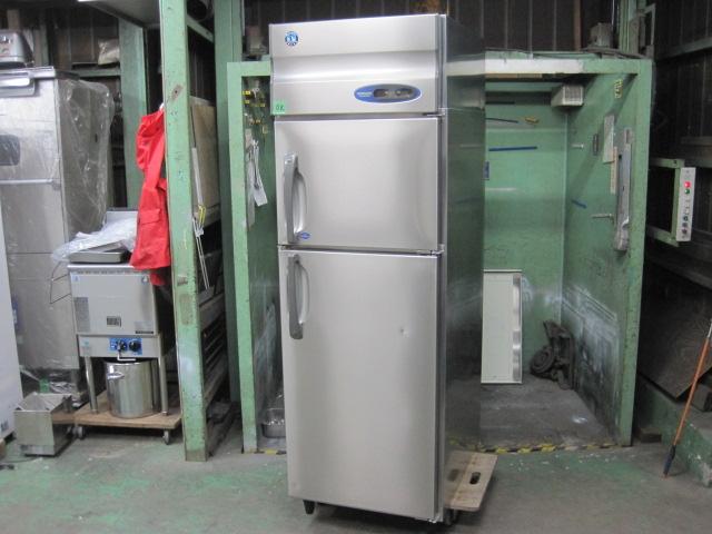 2017年製【ホシザキ】【業務用】【中古】 冷凍冷蔵庫 HRF-63Z◎ 単相100V自社6ヶ月保証