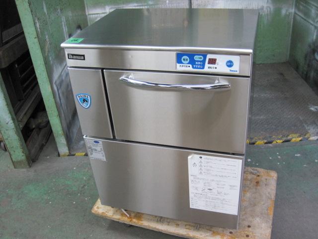2016年製【ダイワ】【業務用】【中古】 食器洗浄機 DDW-YUE4(01-50)◎ 単相100V ※50Hz専用自社6ヶ月保証