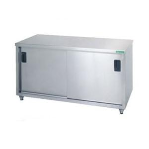 【タニコー】 【業務用】【新品】【W1500xD600xH800mm】調理台TX-WCT-150NBバックガードなし