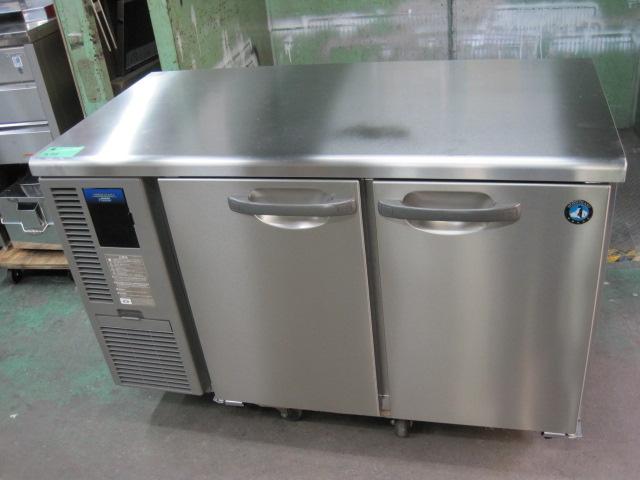 2017年製【ホシザキ】【業務用】【中古】 冷凍コールドテーブル FT-120SNF-E 単相100V自社6ヶ月保証