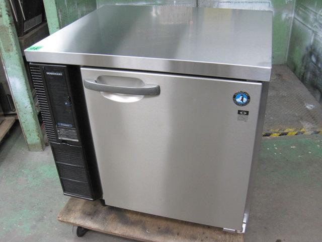 2015年製【ホシザキ】【業務用】【中古】 冷凍コールドテーブル FT-80SNE1◎ 単相100V自社6ヶ月保証
