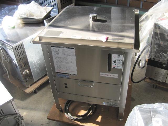 2002年製【ニチワ】【業務用】【中古】 電気蒸し器 NES-650 三相200V自社6ヶ月保証