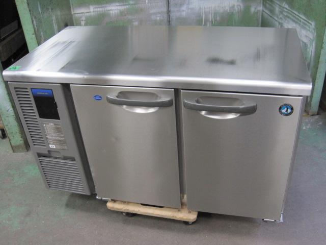 2015年製【ホシザキ】【業務用】【中古】 冷凍冷蔵コールドテーブル RFT-120SNF 単相100V自社6ヶ月保証