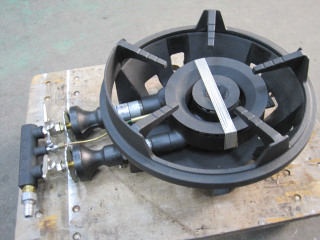 2011年製【マルゼン】【業務用】【未使用新古品】 ガスバーナー MG-270B 都市ガス自社1年保証
