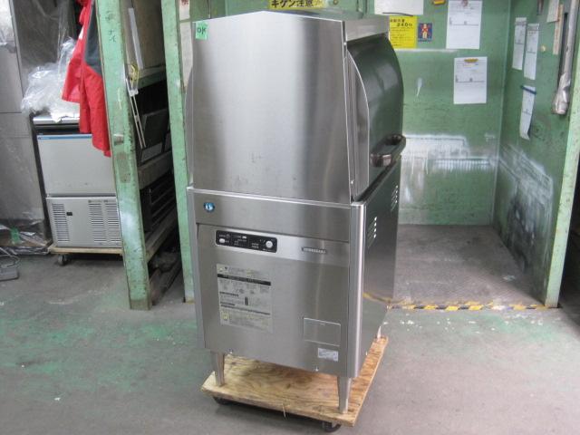 2012年製【ホシザキ】【業務用】【中古】 食器洗浄機 JWE-450WUA3◎ 三相200V自社6ヶ月保証