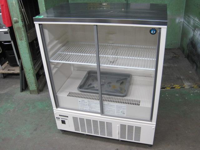 2017年製【ホシザキ】【業務用】【中古】 冷蔵ショーケース SSB-85CTL2 単相100V自社6ヶ月保証