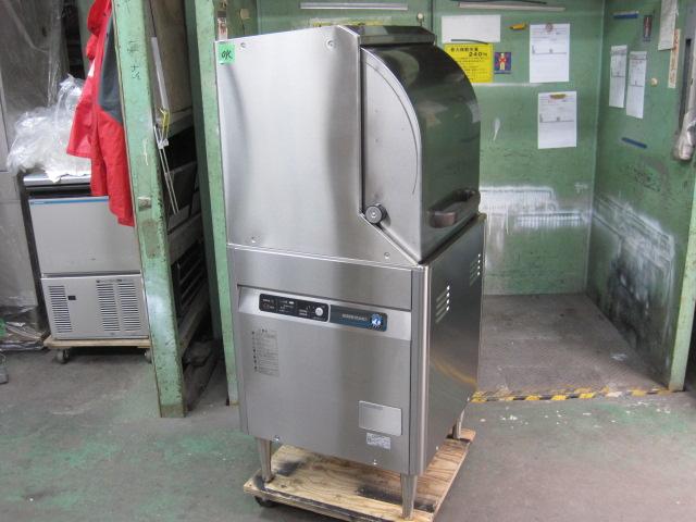 2016年製【ホシザキ】【業務用】【中古】 食器洗浄機 JWE-450RUB3-R◎ 三相200V自社6ヶ月保証