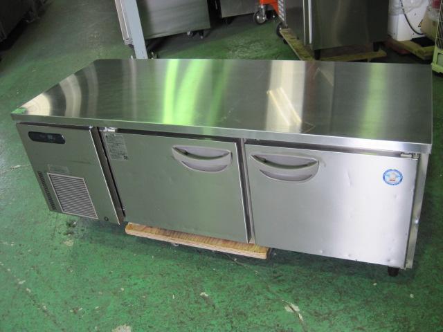 2015年製【フクシマ】【業務用】【中古】 低冷蔵コールドテーブル TNC-50RM3-F◎ 単相100V自社6ヶ月保証