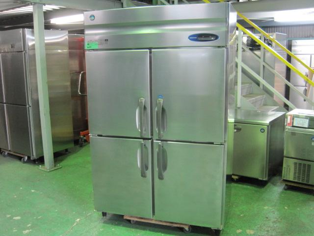 2015年製【ホシザキ】【業務用】【中古】 冷凍冷蔵庫 HRF-120LZT3◎ 三相200V自社6ヶ月保証