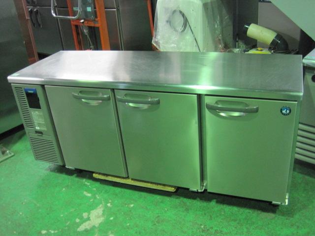 2017年製【ホシザキ】【業務用】【中古】 冷蔵コールドテーブル RT-180SNF-E-ML◎ 単相100V自社6ヶ月保証