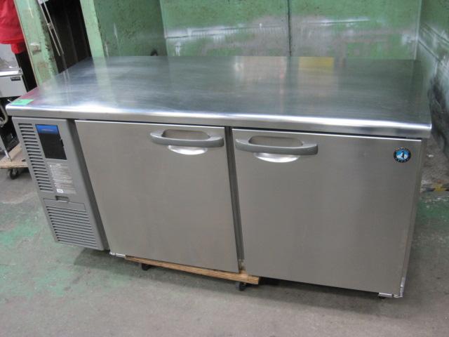 2016年製【ホシザキ】【業務用】【中古】 冷蔵コールドテーブル RT-150MNF 単相100V自社6ヶ月保証