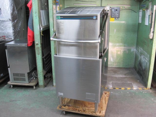 2015年製 【ホシザキ】【中古】 食器洗浄機 JWE-580UB◎ 三相200V ※50Hz専用 自社6ヶ月保証