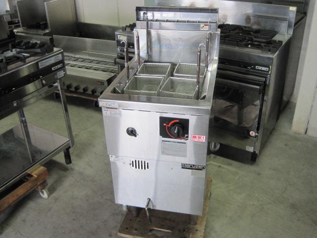 2009年製 【中古】【マルゼン】冷凍めん釜 MRF-046 都市ガス自社6ヶ月保証