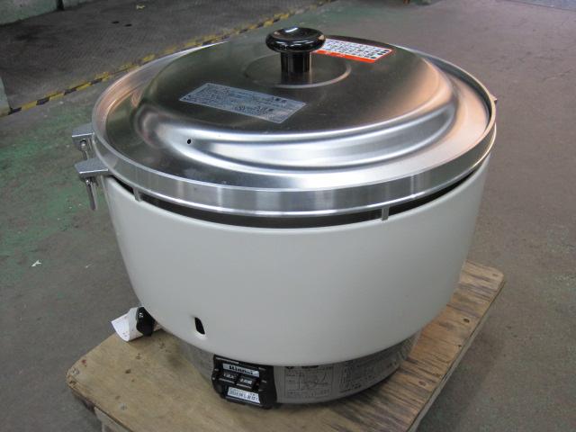 2016年製【リンナイ】【業務用】【中古】 炊飯器 RR-50S1 都市ガス自社6ヶ月保証