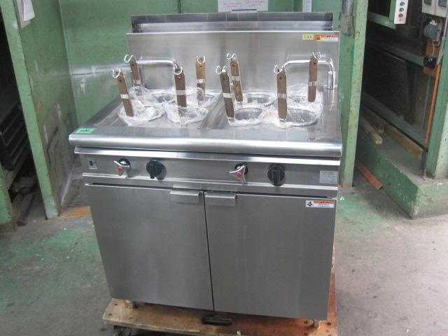 2013年製 【中古】【フジマック】 ゆで麺機 FGNB806044A* 都市ガス 自社6ヶ月保証