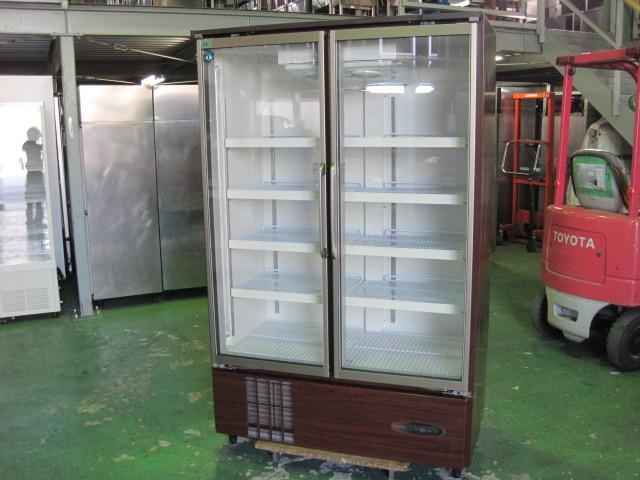 2014年製 【ホシザキ】【業務用】【中古】 リーチイン冷蔵ショーケース USR-120XT3-1HB◎ 三相200V/単相100V ※両電源必要 自社6ヶ月保証