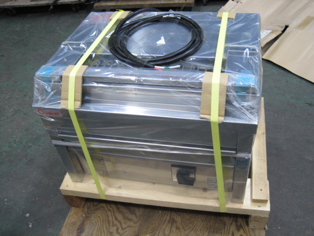 2015年製 【中古】【押切電機】 未使用品電気グリラー GK-3T 単相200V 自社1年保証