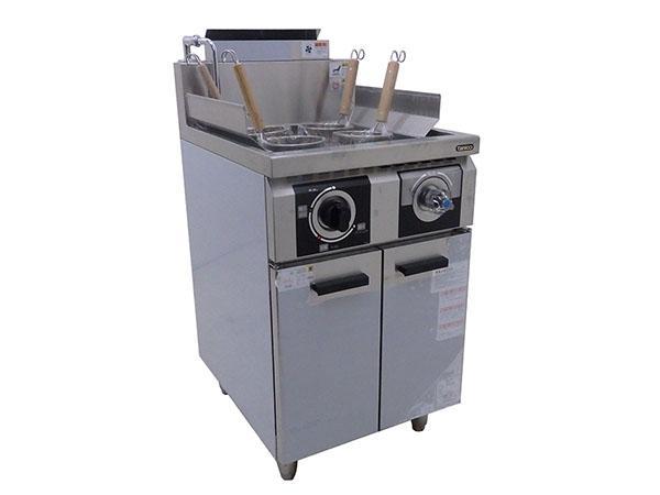 【タニコー】【業務用】【新品】解凍ゆで麺機THU-50 メーカー1年保証