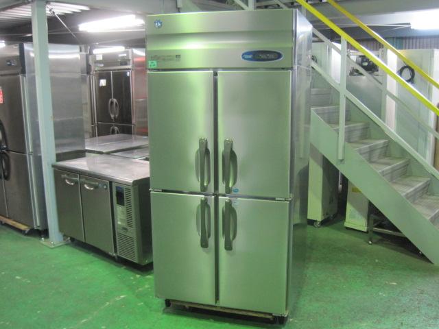 2013年製超値下!18.5万→17.0万!【ホシザキ】 中古業務用冷凍冷蔵庫 HRF-90ZF◎ 2冷凍室2冷蔵室 単相100V自社6ヶ月保証