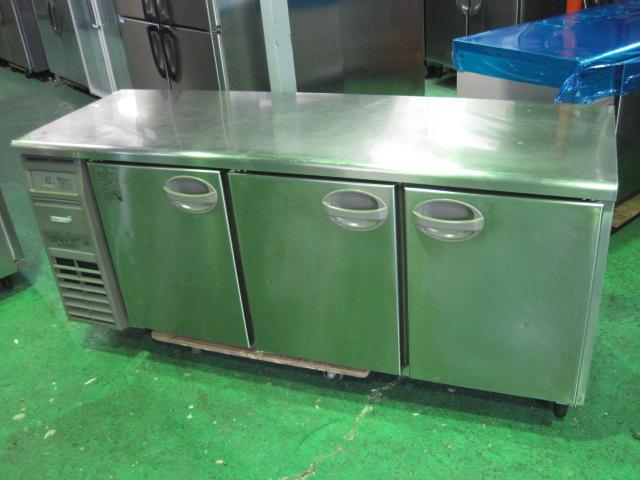 2011年製【中古】【フクシマ】コールドテーブル(冷蔵)YRC-180RM-F◎単相100V自社6ヶ月保証