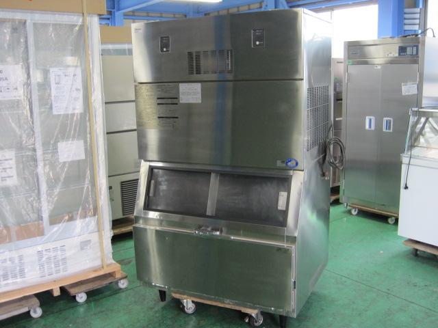 2014年製 【パナソニック】【業務用】【中古】 チップアイス製氷機 SIM-C900N-FB2* 三相200V 自社6ヶ月保証