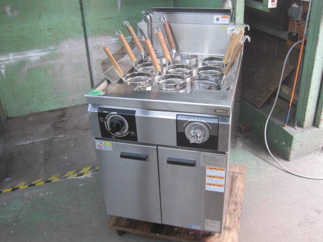 2013年製 【業務用】【タニコー】【中古】冷凍ゆで麺機THU-60A*都市ガス 自社6ヶ月保証