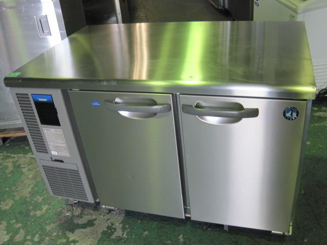 2018年製【ホシザキ】【業務用】【中古】 冷凍冷蔵コールドテーブル RFT-120SDF-E**** 単相100V自社6ヶ月保証