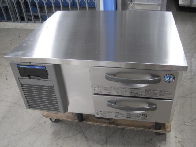 2015年製【ホシザキ】未使用新古ドロワー冷凍コールドテーブルFTL-90DDF*単相100V単相100V5060Hz共用自社1年保証