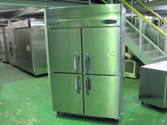2013年製【ホシザキ】【業務用】【中古】 冷凍冷蔵庫 HRF-120ZF3◎ 三相200V自社6ヶ月保証