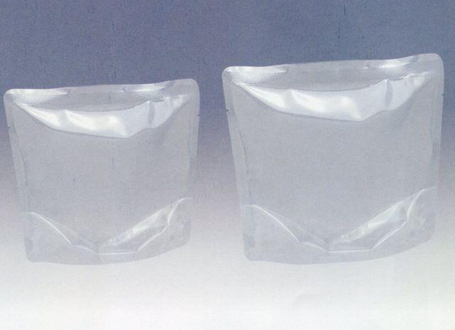 MLW-1513S (2,000枚) 150×130+41mm 広口ナイロンスタンド袋 90℃ボイル 冷凍 真空対応 スタンディングタイプ 明和産商 (時間指定不可)