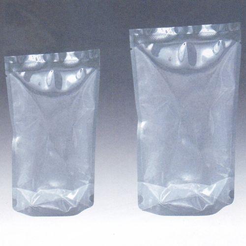 透明防湿スタンド袋 OSM-1324S 130×240+38mm(2,000枚) 低コストタイプ スタンディング袋 明和産商【時間指定不可】【本州/四国/九州は送料無料】