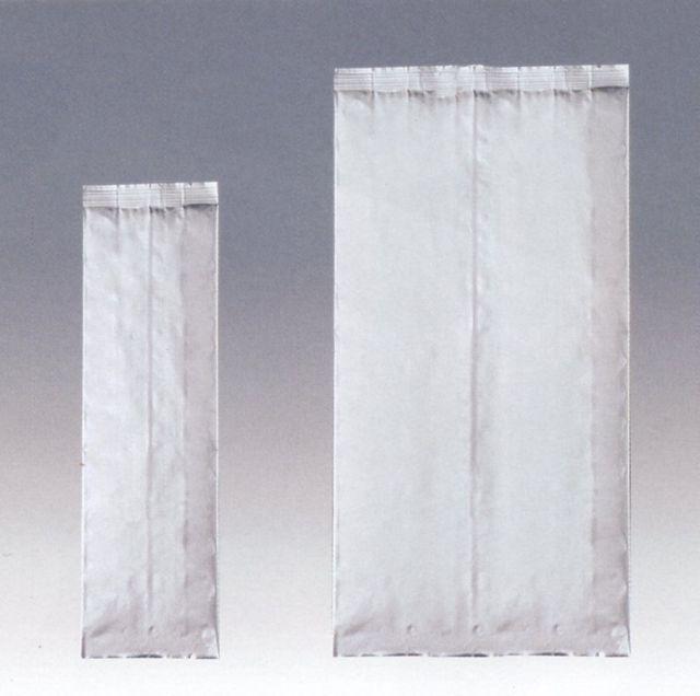 QSAL-065390 G35 (1,000枚) 65+35×390mm アルミガゼット袋 脱酸素剤対応袋 明和産商 (時間指定不可)